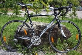 Vélo de route en location